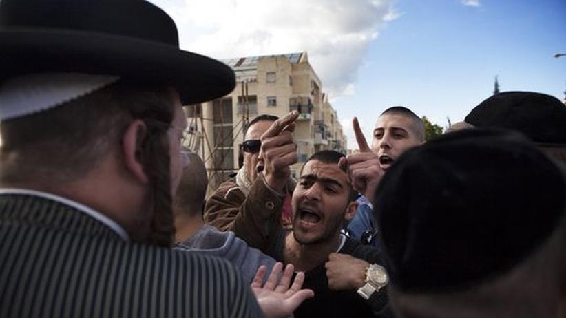 Religionskonflikt: Israels Präsident ruft zu Protest gegen Ultraorthodoxe auf
