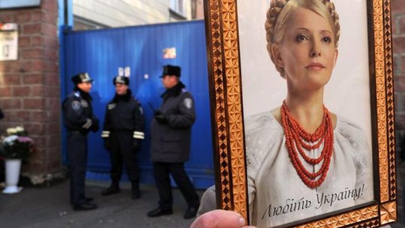 Justiz: Timoschenko in ostukrainisches Frauengefängnis verlegt