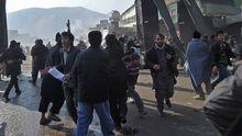 Kabul nach dem Anschlag im Schiiten-Schrein