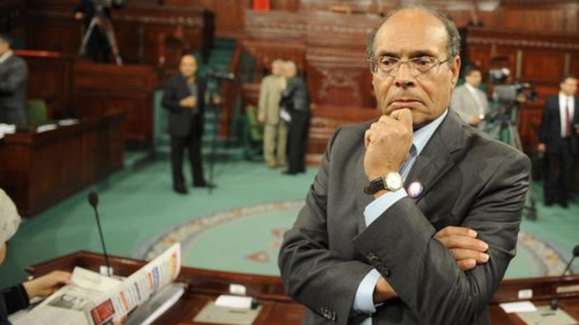 Moncef Marzouki: Ein überzeugter Linker führt Tunesien