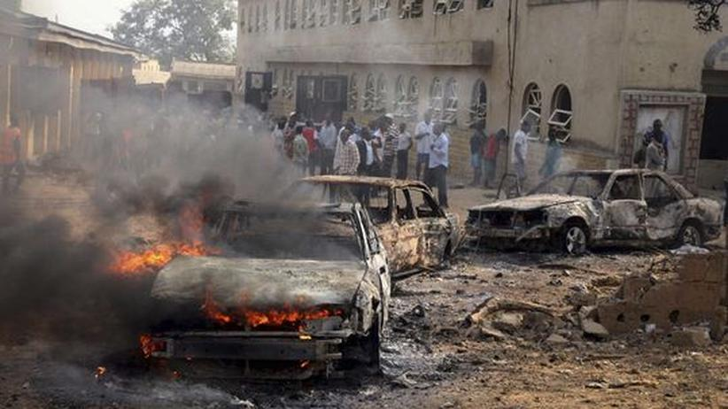 Islamismus in Nigeria: Nach dem Bombenanschlag in Madala