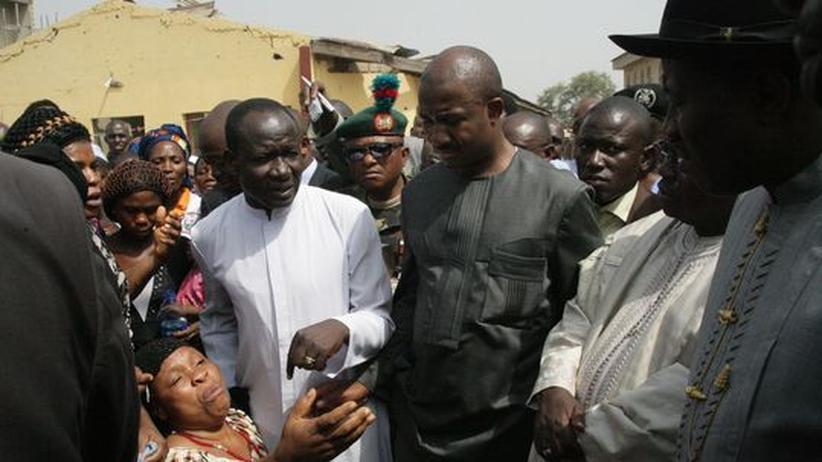 Anschlagsserie: Notstand über Teile Nigerias verhängt