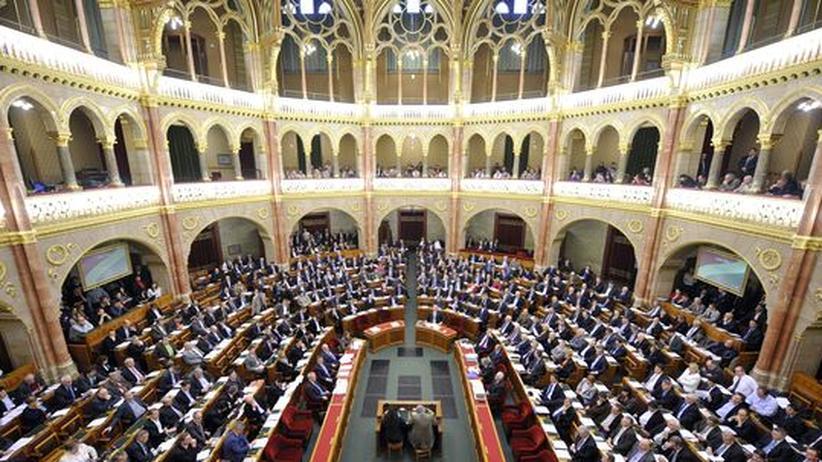 Klüngel-Vorwürfe: Neue oberste Richterin nährt Furcht um Ungarns Justiz