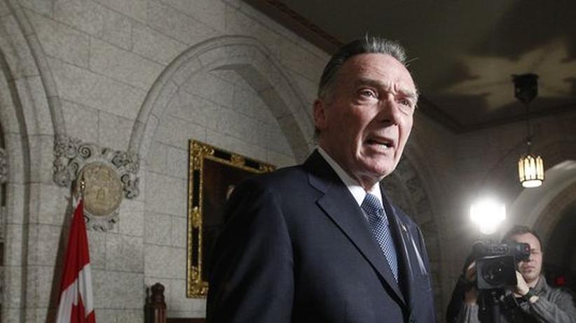 Klimawandel: Kanada verabschiedet sich vorzeitig von Kyoto-Vereinbarungen
