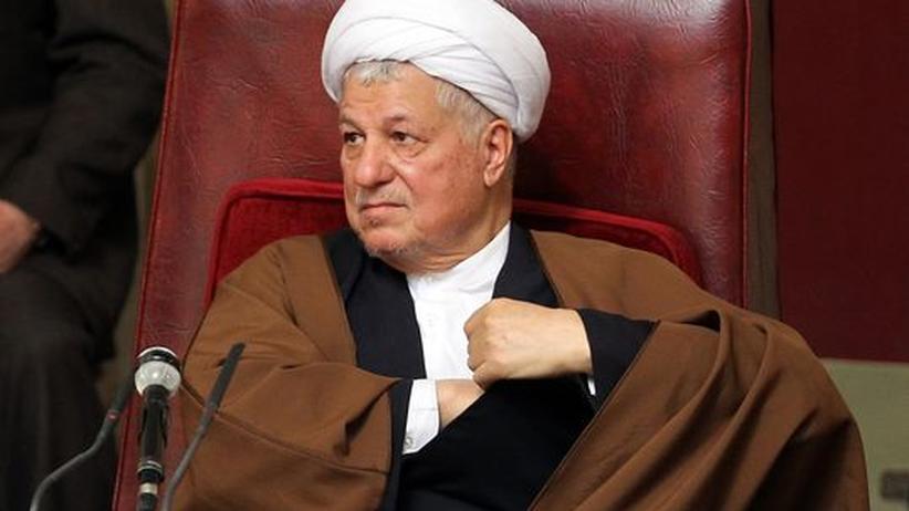 Netzkontrolle: Iran schließt Internetseite von Ex-Präsident Rafsandschani