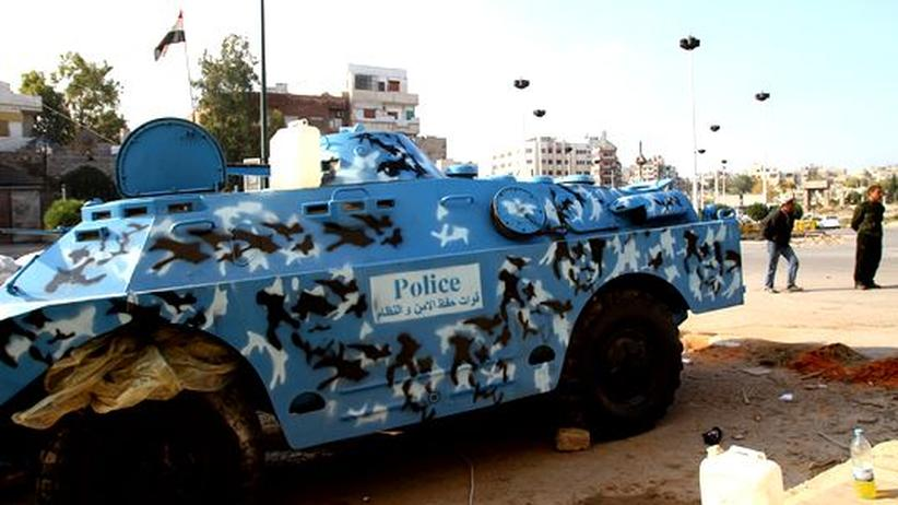 Menschenrechte: Syrien soll Tötungsquote vorgeschrieben haben
