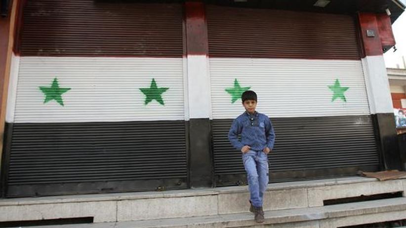 Sanktionen: Syrien kappt Handel mit der Türkei