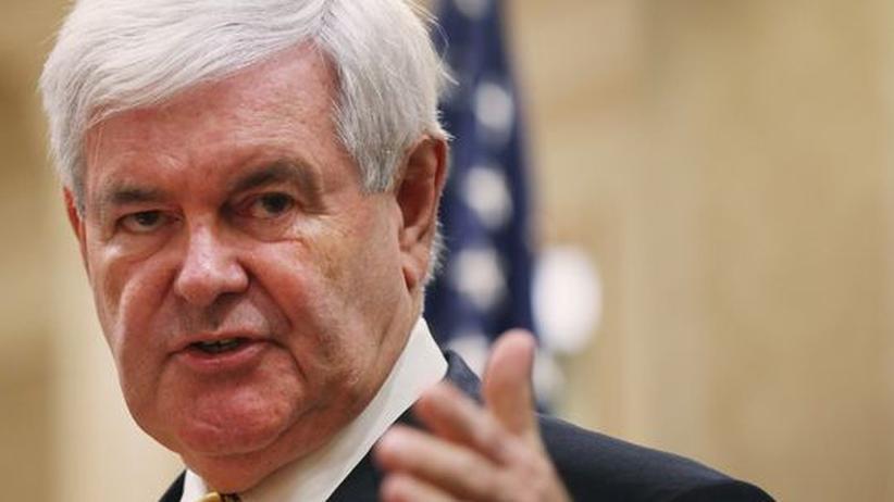 US-Republikaner: Der neue Favorit der Republikaner für das Präsidentenamt: Newt Gingrich