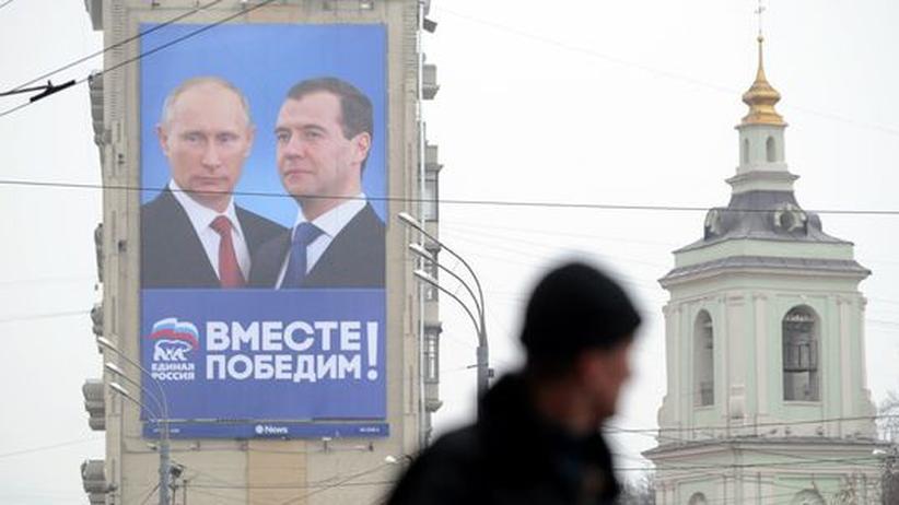 Parlamentswahlen: Russische Behörden schikanieren Wahlbeobachter