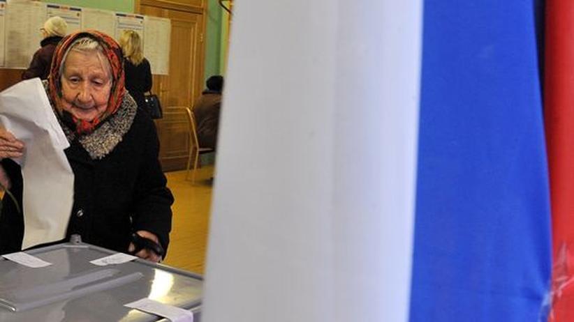 Duma-Wahl: Nur Besorgnis über Russland äußern reicht nicht