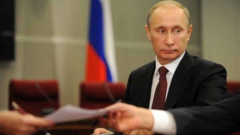 Wahl in Russland: Lupenreine Diktatur