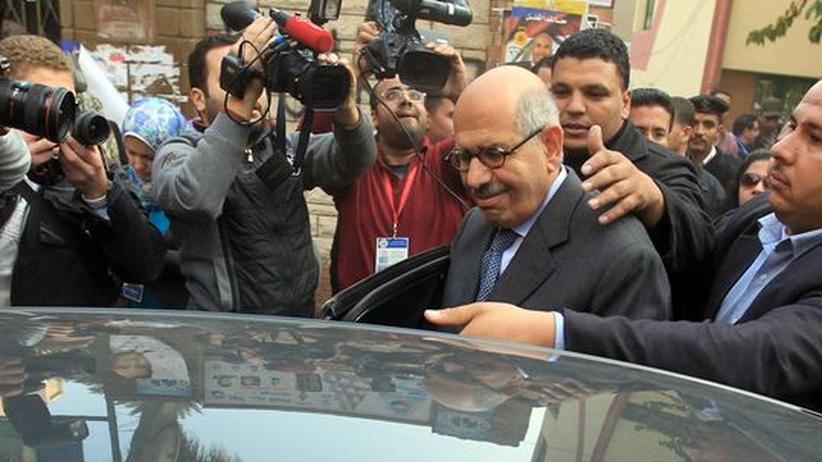 Ägypten: ElBaradei zieht Kandidatur fürs Präsidentenamt zurück