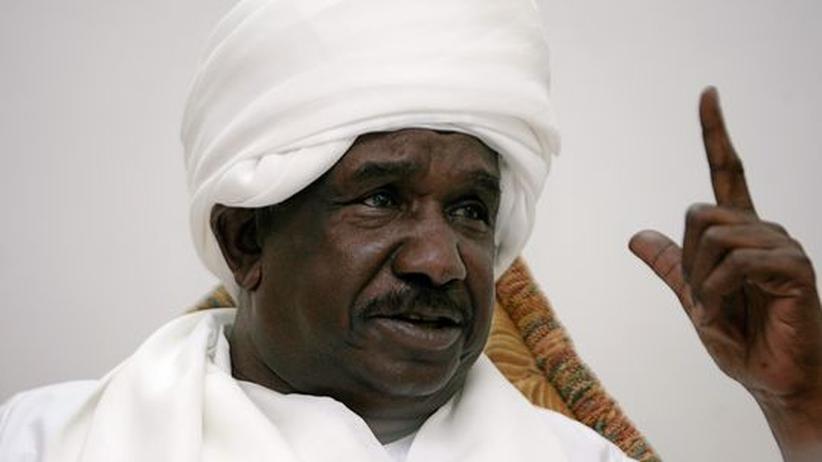 Sudan: Mustafa al-Dabi leitet die Beobachtermission der Arabischen Liga in Syrien.
