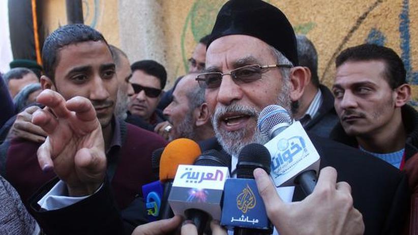 Parlamentswahlen: Führer der ägyptischen Muslimbruderschaft Mohammed Badi