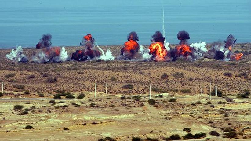 Atomstreit: Iran droht, Iran beschwichtigt