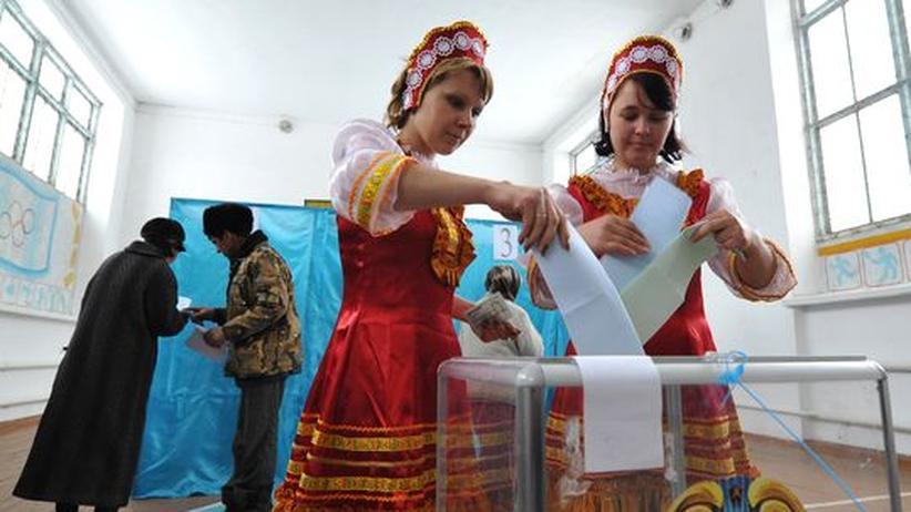 Wahlbeobachtung: OSZE kritisiert Wahlen in Kasachstan als undemokratisch