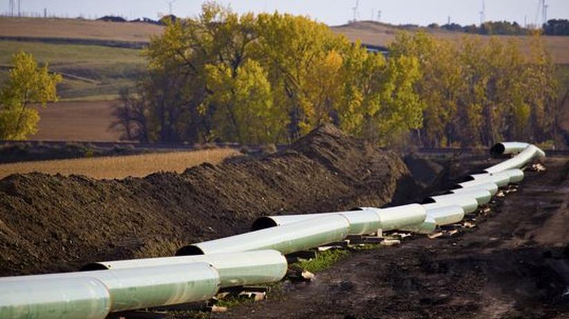 Keystone XL: Obama stoppt umstrittenes Pipeline-Projekt