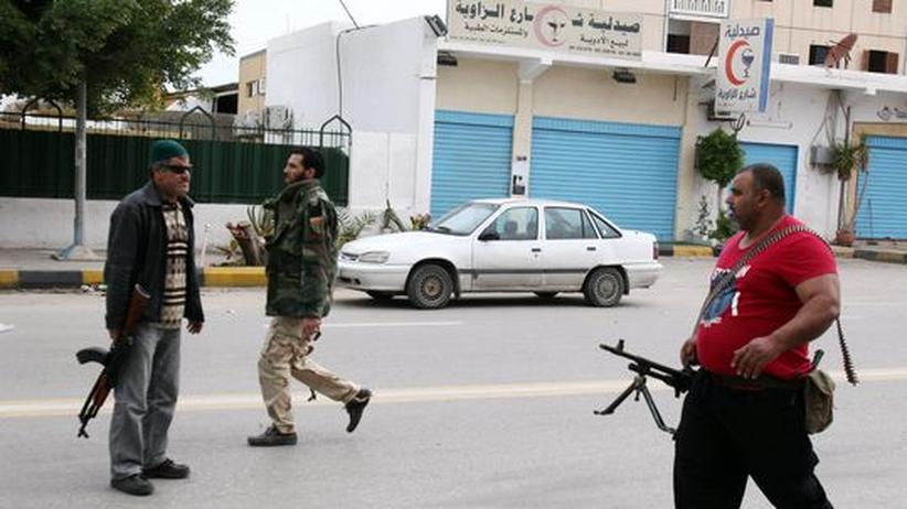 Foltervorwurf: Hilfsorganisationen stellen Arbeit in libyschen Gefängnissen ein