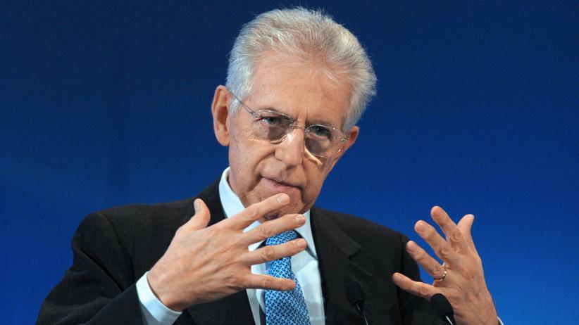 Schuldenkrise: Monti warnt vor anti-europäischen Protesten in Italien