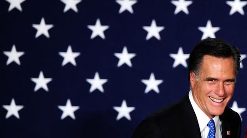 Republikaner: Romney gewinnt erste US-Vorwahl in Iowa