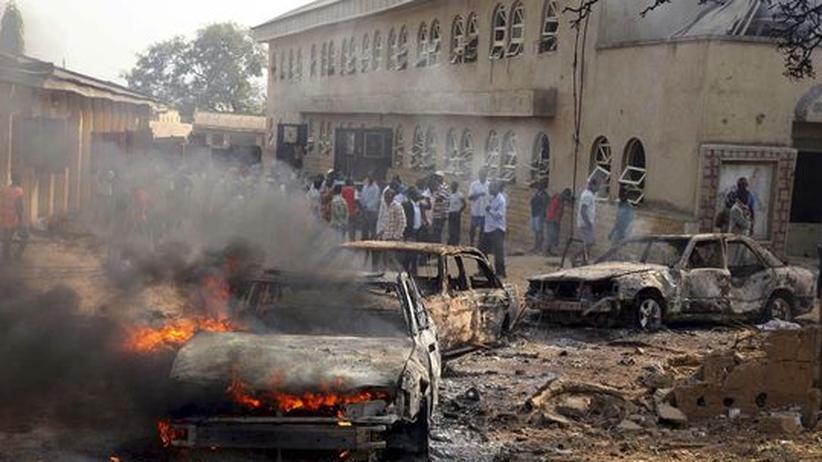 Anschlagserie: Neue Morde an Christen in Nigeria