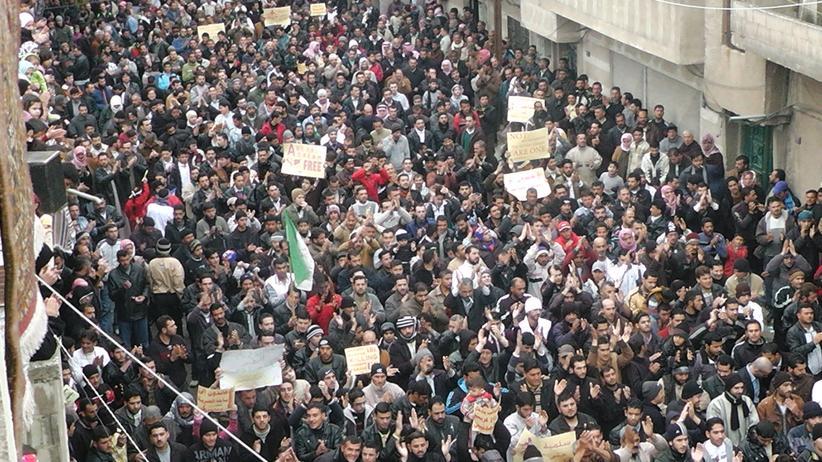 Intervention: Waffen helfen Syrien nicht