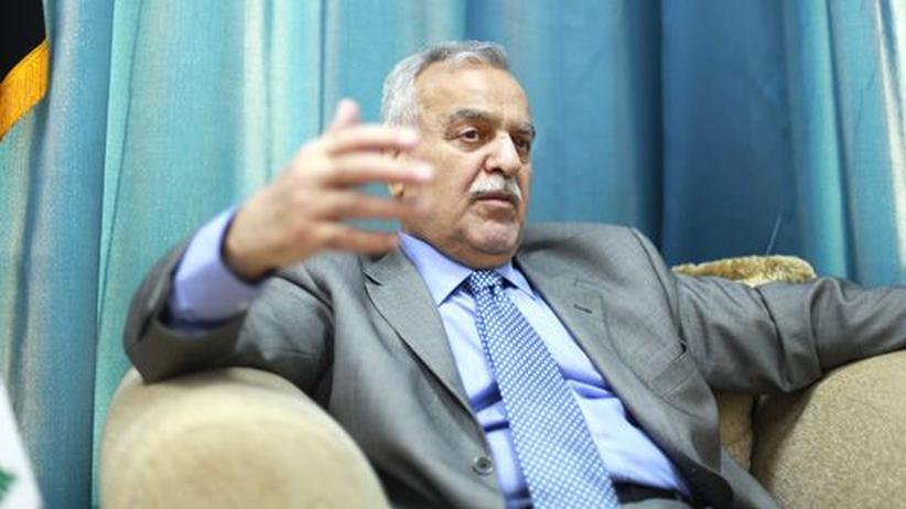 """Irak-Vize al-Haschimi: """"Das war ein Schlag Teherans"""""""