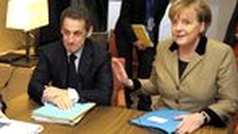 Sarkozy und Merkel: Das französisch-deutsche Gleichgewicht verschiebt sich