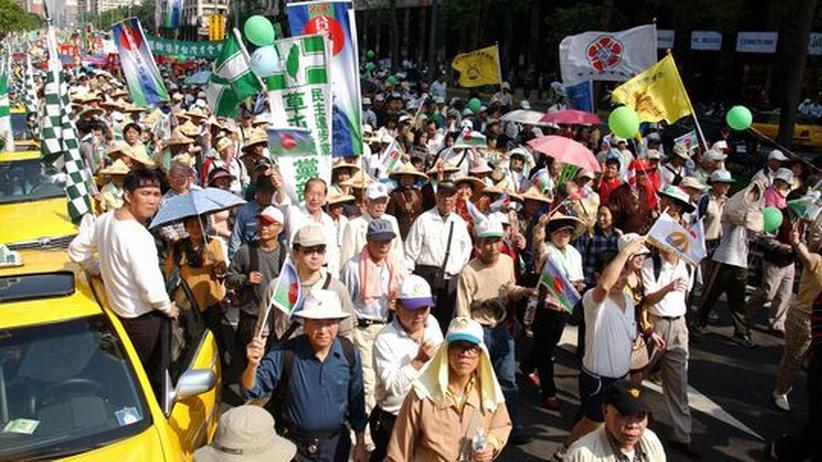 Taiwan: Die Freien und die Großen