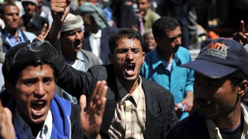 """Jemen: """"Wir werden dich kriegen!"""""""