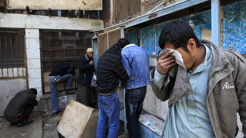 Kairo und Sues: Unruhen in Ägypten forderten zwölf Todesopfer