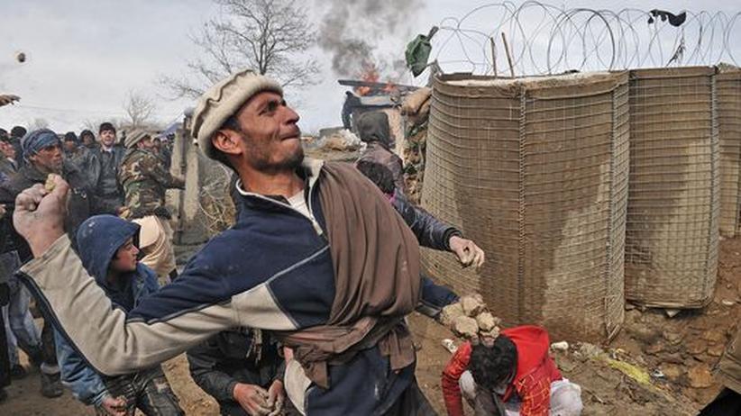 Afghanistan: Krawalle und Proteste gegen die USA in mehreren Städten