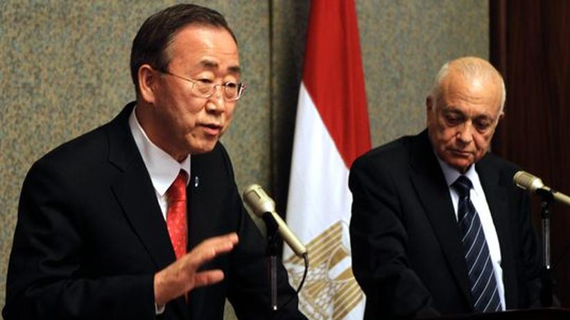 Assad-Regime: UN erwägen eigene Beobachtermission in Syrien