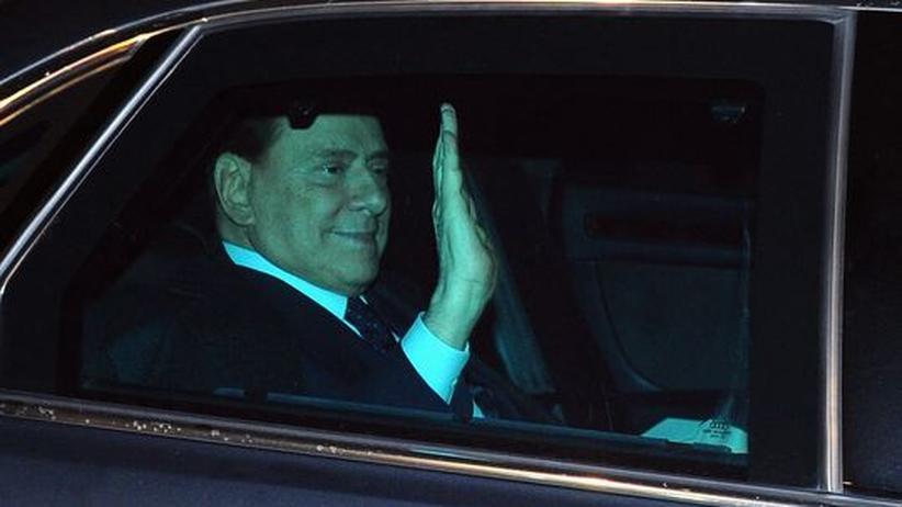 Italien: Gericht stellt Korruptionsprozess gegen Berlusconi ein