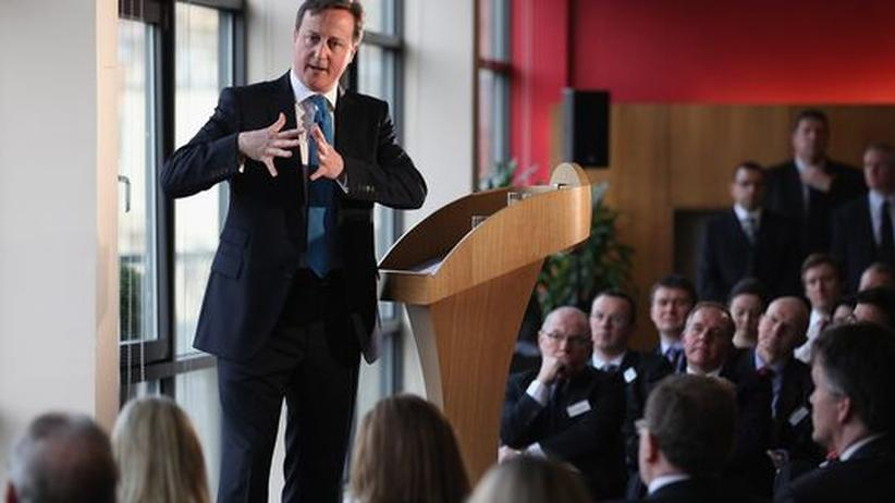 Großbritannien: Cameron versucht Schottland zu halten