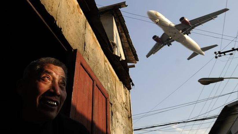 Emissionshandel: China verbietet Airlines europäische Klimaschutzabgabe