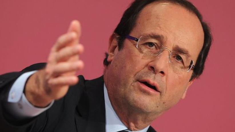 Euro-Krise: François Hollande