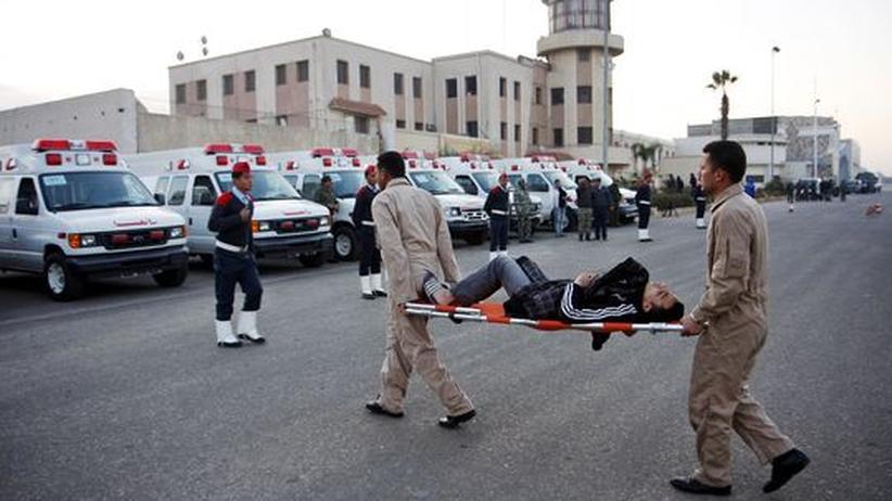 """Krawalle in Ägypten: """"Was passiert ist, kann kein Zufall sein"""""""