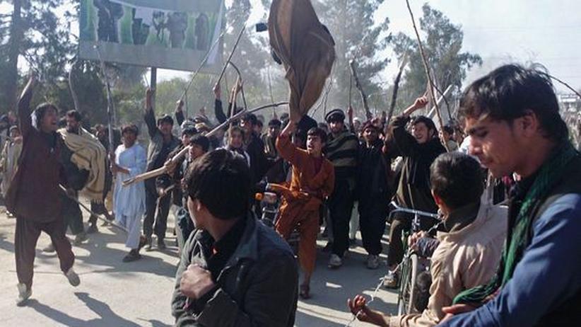 Afghanistan: Neue gewaltsame Proteste wegen Koran-Verbrennungen