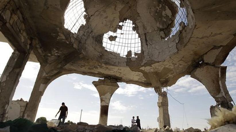 Gaddafis Erbe: Der durchlöcherte Frieden