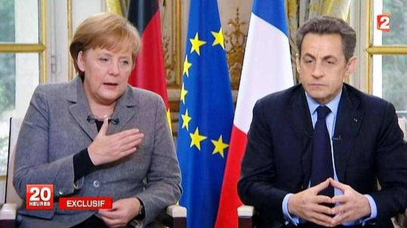 TV-Interview: Opposition kritisiert Merkels Wahlkampfhilfe