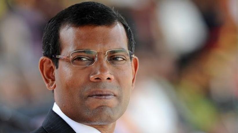 Aufstand: Maledivischer Präsident tritt nach Putschversuch zurück