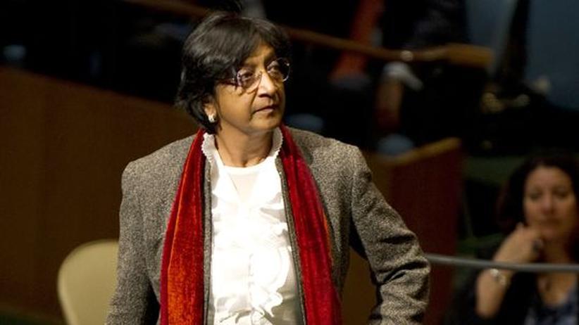 Aufstand gegen Assad: Menschenrechtskommissarin wirft UN Mitschuld an Gewalt in Syrien vor