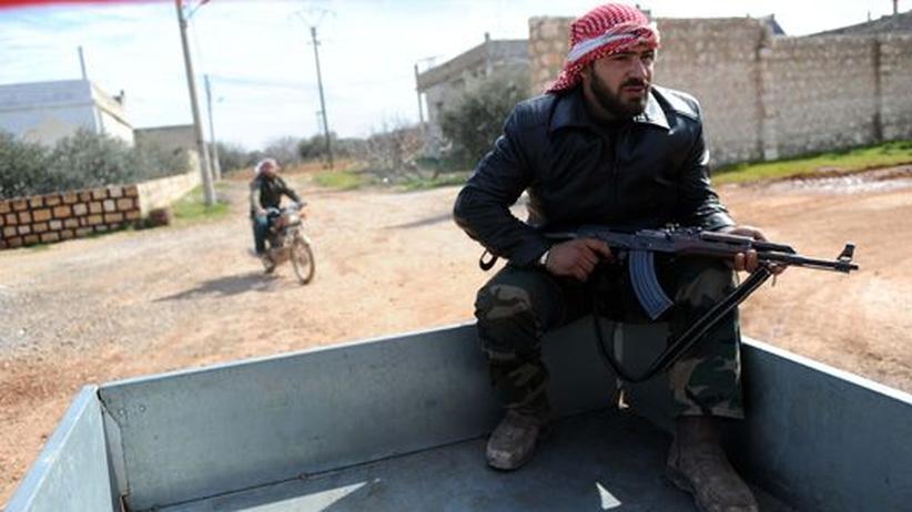 Krieg in Syrien: Die breite Straße des Todes