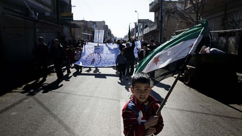 Assad-Regime: Syriens Militär tötet Hunderte in Homs