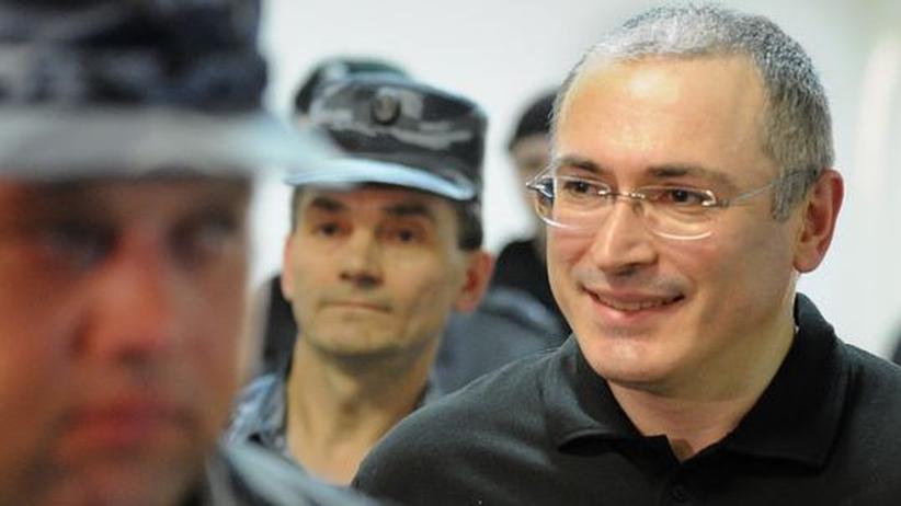 Opposition: Medwedew lässt Chodorkowski-Urteil überprüfen