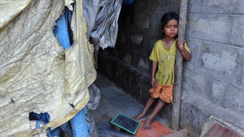 Armutsbericht: Indien versagt bei der Armutsbekämpfung