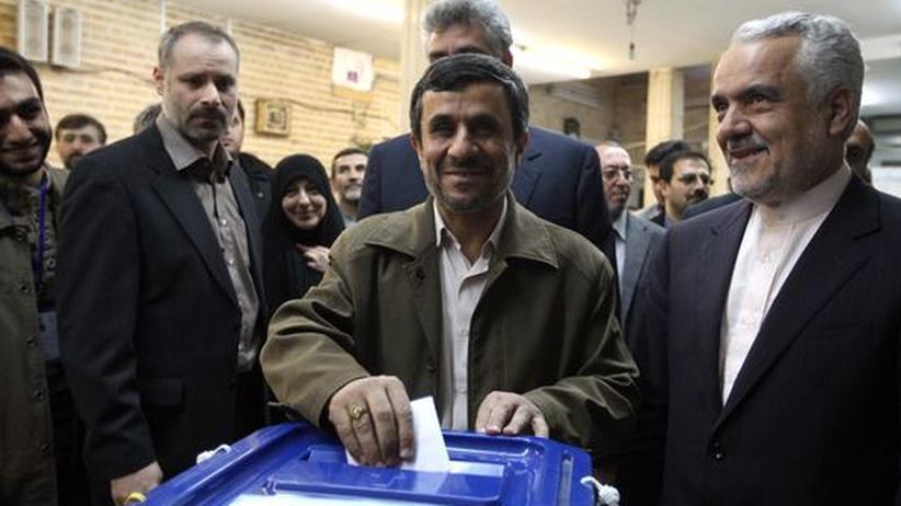 Wahlen in Iran: Konservative bei Wahl klar auf Siegeskurs