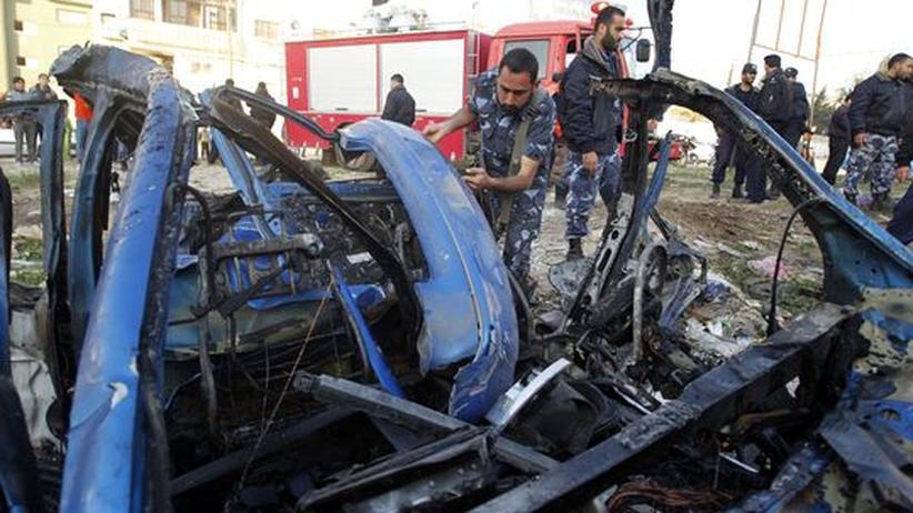 Gaza: Mehrere Palästinenser bei israelischen Luftangriffen getötet