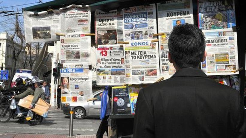 Nach Schuldenschnitt: Finanzminister geben weitere Griechenland-Hilfe frei